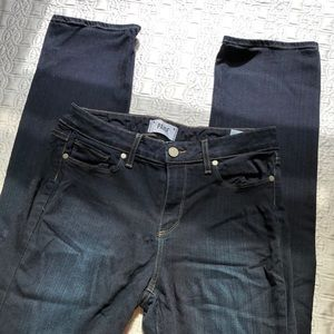 PAIGE Hoxton Straight Jeans. Size 29.